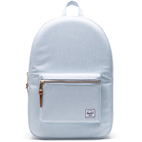 Herschel Settlement Backpack blue mirage crosshatch